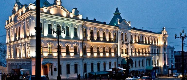 Дальневосточный художественный музей Хабаровск