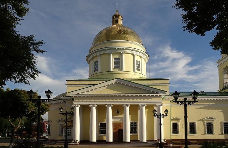 Собор Александра Невского Ижевск