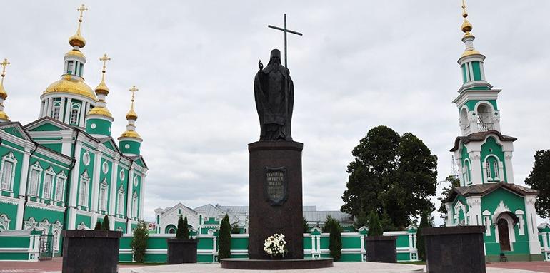 Свято-Преображенский кафедральный собор Тамбов