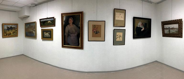 Волжская картинная галерея