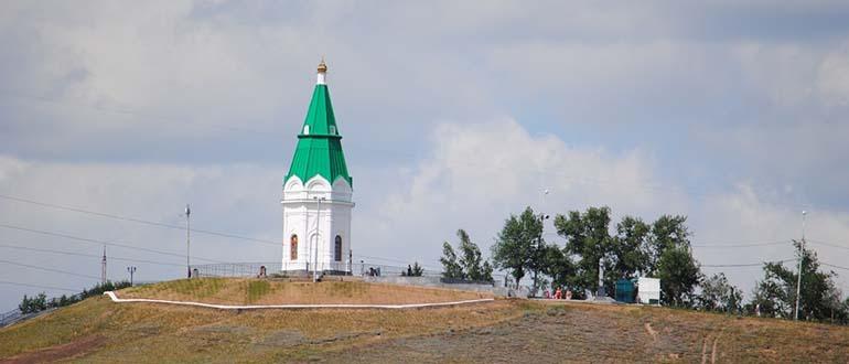 Часовня Параскевы Пятницы Красноярск