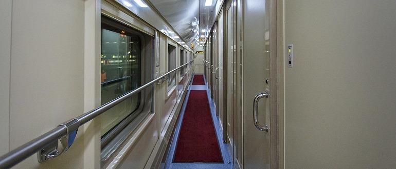 Двухэтажные вагоны РЖД