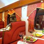 Ужин в вагоне-ресторане «Рестрогранд»
