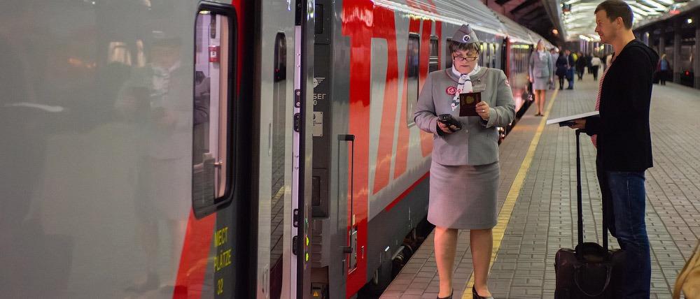 Правила перевозки багажа на поезде