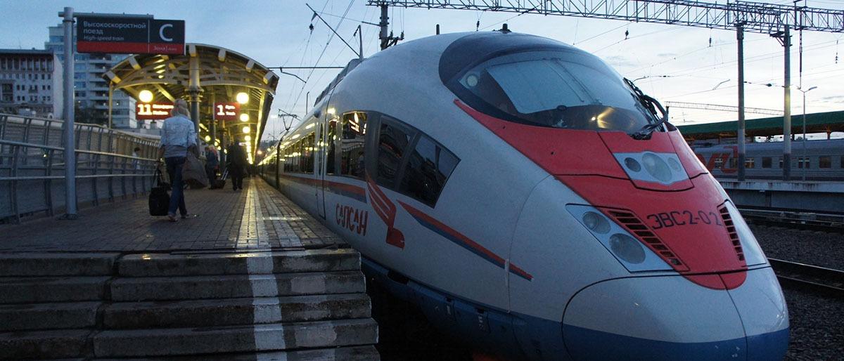 Билеты на «Сапсан» Москва – Нижний Новгород можно купить по фиксированной цене